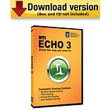 NTI Echo 3 for Windows (1-User) [Download]
