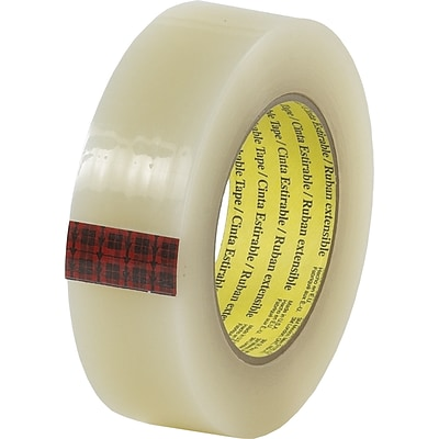 3M™ Scotch® Stretchable Tape, 7.0 Mil., 1-1/2x60 Yds., 24/Case