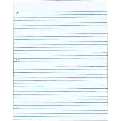 TOPS The Legal Pad Writing Notepads, 8-1/2 x 11, Narrow Ruled, White, 50 Sheets/Pad, 12 Pads/Pack (7521)