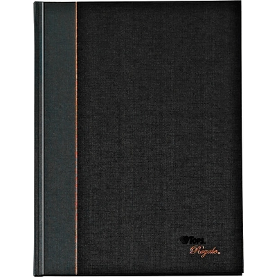 TOPS® Royale® Sewn Executive Casebound Notebook, 10 1/2 x 8