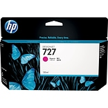HP 727 130-ml Magenta Designjet Ink Cartridge (B3P20A)