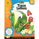 Brighter Child Trace Letters Book Ages 3+