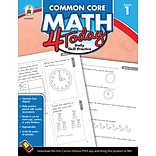 Grade 1 Common Core Math 4 Today Workbook