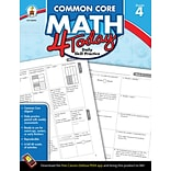 Grade 4 Common Core Math 4 Today Workbook