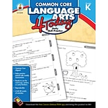 Grade K Language Arts 4 Today Workbook