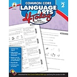 Grade 2 Language Arts 4 Today Workbook