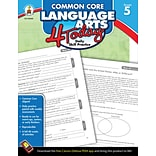 Grade 5 Language Arts 4 Today Workbook