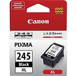 Canon PG-245XL Black Ink Cartridge (8278B001); High Yield