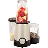 BELLA® 12 Piece Rocket Blender, Black