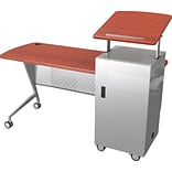 Balt Trend Podium Desk With Desk and Lectern