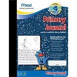 Mead 7-1/2x9-3/4 Wide Ruling Journal