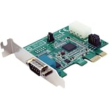 Startech PEX1S952LP 1 Port Low Profile Native PCI Express Serial Card With 16950