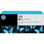 HP 771A 775-ml Matte Black Designjet Ink Cartridge (B6Y15A)