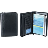 Franklin Covey® Ring Bound Binder Zipper Organizer Starter Set, Black
