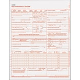 Centers for Medicare and Medicaid Services Forms, 8-1/2 x 11, 250 Forms