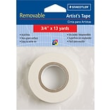 Staedtler Removable, Nonglare, Artist Tape