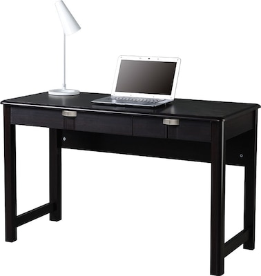 Techni Mobili Modern Writing Desk with Storage,