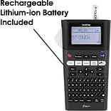 Brother® P-Touch® PT-H300LI Label Maker
