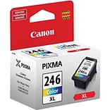 Canon CL-246XL Tri-Color Ink Cartridge (8280B001); High Yield