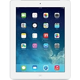 Apple iPad with Retina display with WiFi + Cellular (Sprint) 128GB, White
