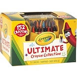 Crayola Ultimate 152 Crayon Collection