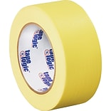 Tape Logic™ 2 x 60 yds. Masking Tape, Yellow, 12 Rolls