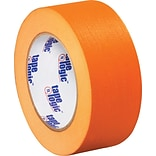 Tape Logic™ 2 x 60 yds. Masking Tape, Orange,  12 Rolls