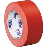 Tape Logic™ 2 x 60 yds. Masking Tape, Red, 12 Rolls