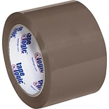 3 x 110 yds. Clear Tape Logic™ #600 Hot Melt Tape, 24/Case (T9056100T)