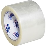 3 x 110 yds. Clear Tape Logic™ #600 Hot Melt Tape, 24 Rolls/Case