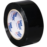 2 x 110 yds. Black Tape Logic™ Carton Sealing Tape, 36/Case