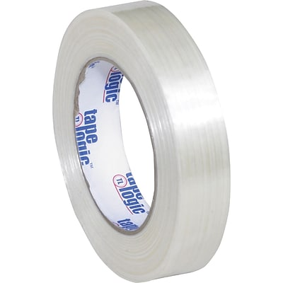 1 x 60 yds. (12 Pack) Tape Logic™ #1500 Filament Tape, 12/Case