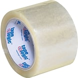 3 x 55 yds. Clear Tape Logic™ 2.6 Mil Acrylic Tape, 24/Case