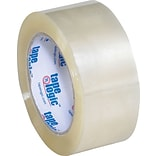 2 x 110 yds. Clear Tape Logic™ 2 Mil Acrylic Tape, 36/Case