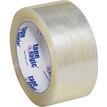 2 x 55 yds. Clear Tape Logic™ #1000 Hot Melt Tape; 36/Case