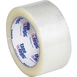 Tape Logic® #800 Hot Melt Tape, 2 x 110 yds, Clear, 36/Case