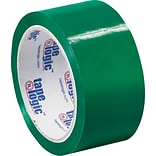 2 x 55 yds. Green Tape Logic™ Carton Sealing Tape; 36/Case