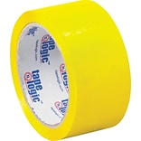 2 x 55 yds. Yellow Tape Logic™ Carton Sealing Tape; 36/Case