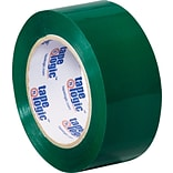 Tape Logic 2W x 110 Yards Green Tape Logic™ Carton Sealing Tape, 36 Pack (T90222G)