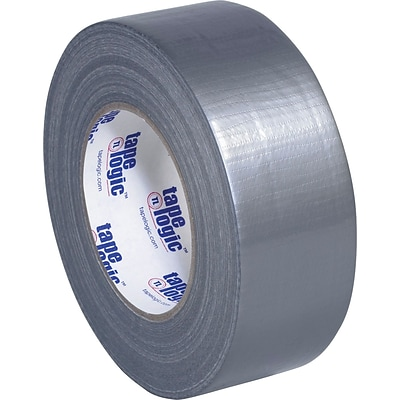 Tape Logic® Duct Tape, 9 Mil, 2 x 60 yds., Silver, 3/Case (T98785S3PK)