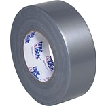 2x60yds Silver Logic Cloth Duct Tape