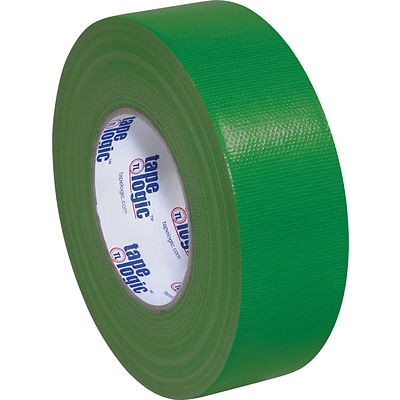 Tape Logic™ Economy Cloth Duct Tape; Dark Green, 2 x 60 Yards, 3 Rolls