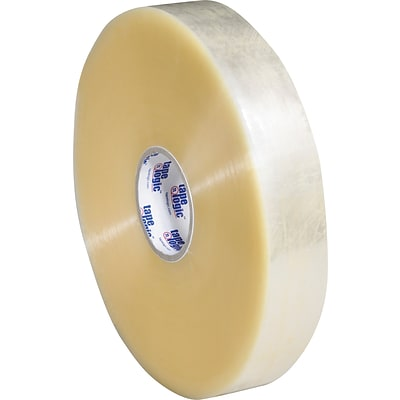 2 x 1000 yds. Clear Tape Logic™ #900 Hot Melt Tape, 6/Pack