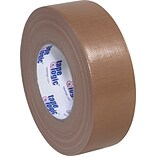 2x60Yds Brown Logic Economy Cloth Duct Tape