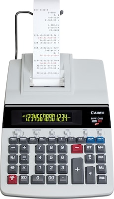 Canon MP41DHIII 14 Digit Printing Calculator
