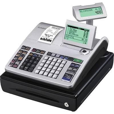 Casio® Cash Register, PCR-T500