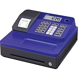Casio® Blue SG-1 Series Cash Register