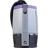 ProTeam Super Coach Pro 6 107310 Backpack Vacuum Cleaner, 6 qt.
