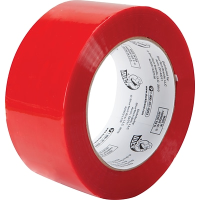 6//Pack 3 inch Core Duck Commercial Grade Packaging Tape 1.88 inch x 110 yds Clear 2 inch x 2
