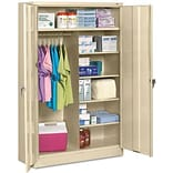 Tennsco® Putty Combo Steel Storage Cabinet